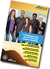 Download PDF Brochure - The IT Student's Guide to Advance IT Minnesota