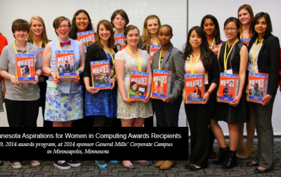 Recognizing the tech talent of girls