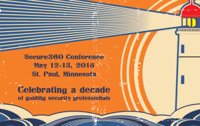 SAVE THE DATE: Secure360 Conference Happy Hour Tuesday, May 12