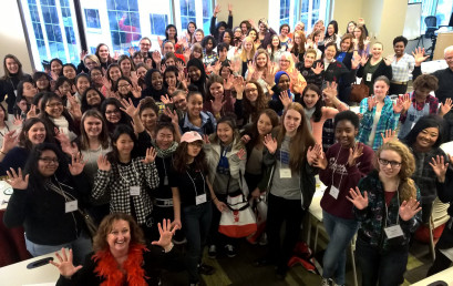 53 Minnesota High School Girls rock SPARCS@Microsoft Dec. 18