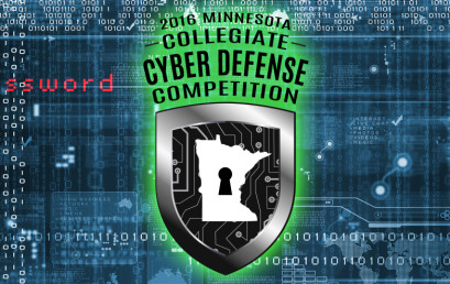 2016 Minnesota Collegiate Cyber Defense Competition plans underway