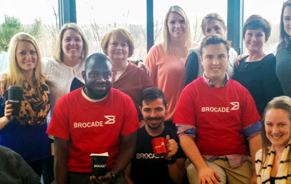 SPARCS@Brocade / Teen Tech Day May 4, 2016 at Brocade in Plymouth, MN!