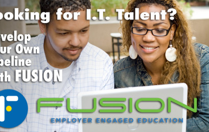 Employers: Join us for a FUSION Employer Partner Info Session spring 2016