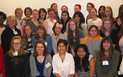 SPARCS events bolstering I.T./computer technology interest among Minnesota's high school women
