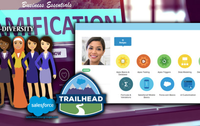 MN girls 13-18: Level-up your Salesforce.com database skills using the gamified Trailhead Basecamp at our FREE SPARCS event April 23