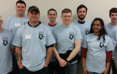 St. Cloud State University places first in the 2016 Minnesota Collegiate Cyber Defense Competition