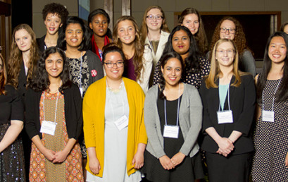 Congratulations, 2016 Minnesota Aspirations for Women in Computing Awards Honorees