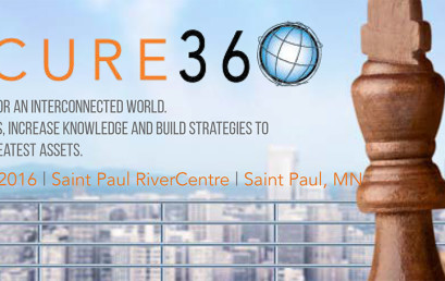 2016 Secure360 Conference slated May 17-18, Saint Paul RiverCentre