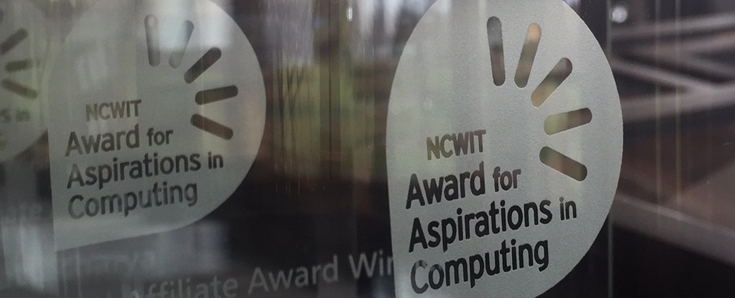 Guest Blog: Top 10 reasons to apply for the NCWIT Aspirations in Computing Award