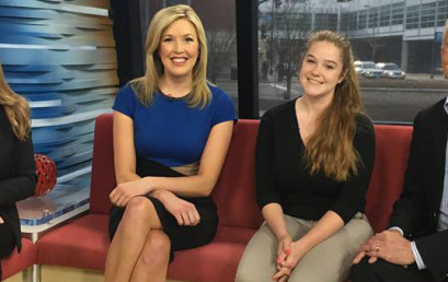 Aspirations Awards in the News: Local Teen Wins Award For Accomplishments In Technology (WCCO TV Mid-Morning)