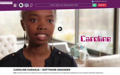 Twin Cities PBS'S  'SCIGIRLS' program releases new web series profiling female STEM role models
