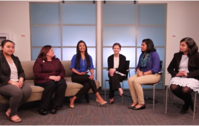 The Interviews: 2016 Minnesota Aspirations for Women in Computing Awards