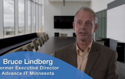 Advance IT Minnesota celebrates 10th Anniversary. Watch the Video (11:10).
