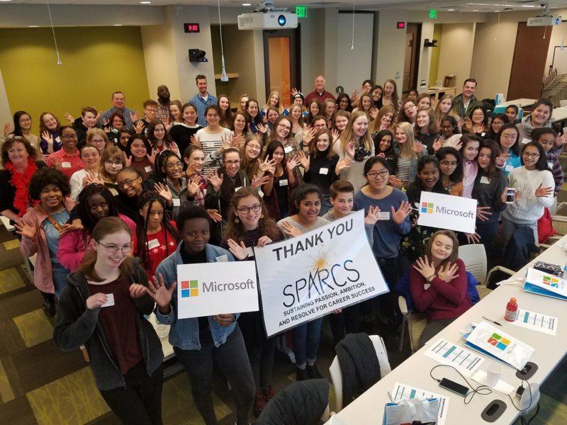 SPARCS & STEM: Events