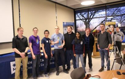 St. Cloud State University wins the 2018 Minnesota Collegiate Cyber Defense Competition