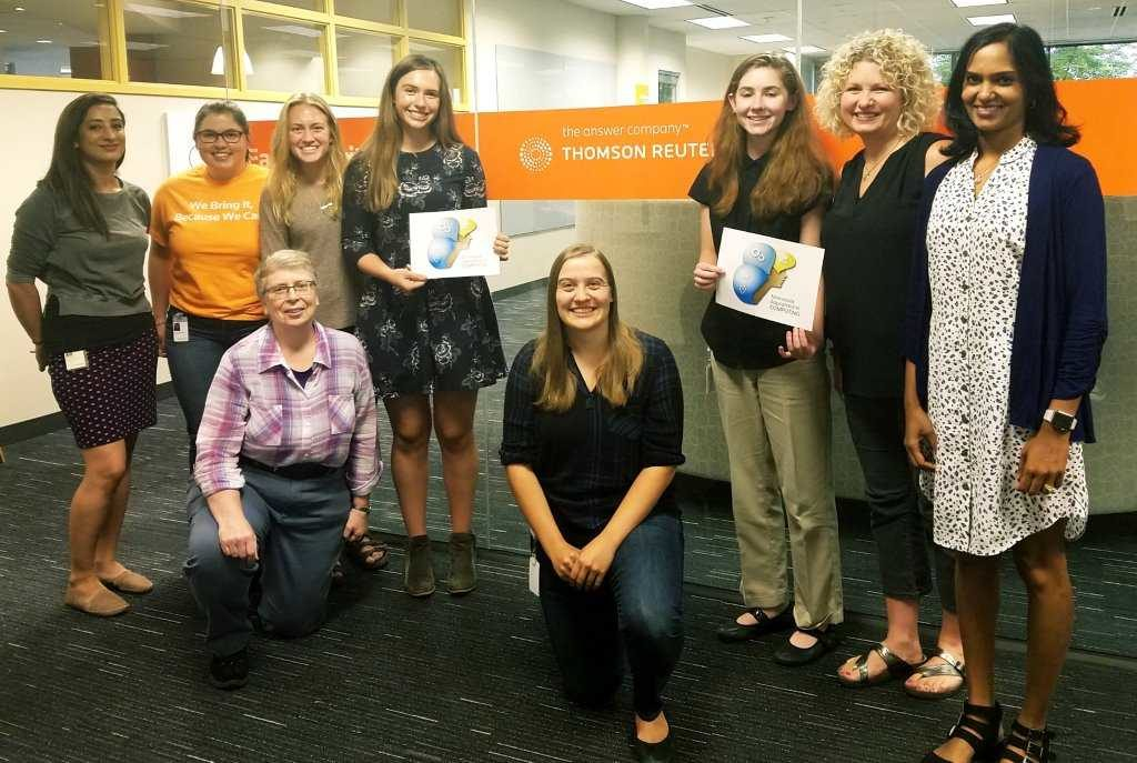 MN Businesses Engage Young Women in Tech through
