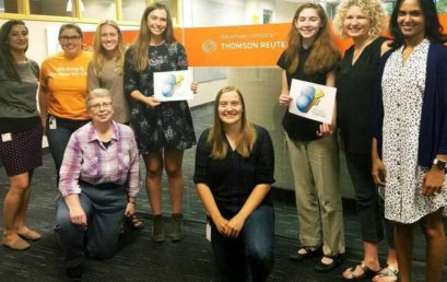 MN Businesses Engage Young Women in Tech through Experiential Learning