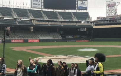 Past Event- The Minnesota Twins SPARCS a Field of Dreams