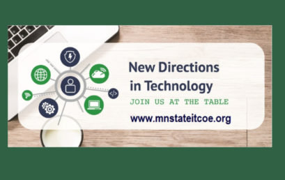Register now for the New Directions In IT Education – Minnesota State IT Faculty Conference