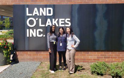 Aspirations in Computing Explores Land O'Lakes' AgTech