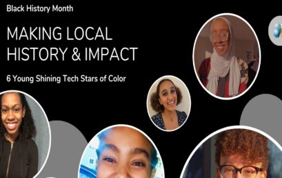 These 6 Young Women of Color are Making Local History and Impact, as Shining Tech Stars