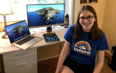 Aspirations in Computing Summer Intern Program Succeeds Amidst COVID Disruptions