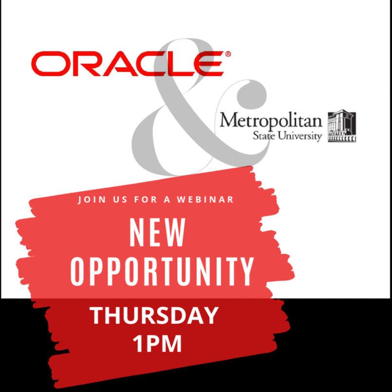 Oracle Retail Partnership – Academic Webinar Video
