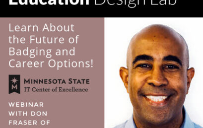 Moving Education Forward: The Future of Badging and Career Options – Academic Webinar Video