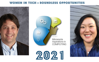 Teacher Honorees – 2021 Minnesota Aspirations in Computing Awards