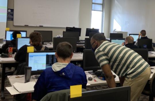 Regional Collegiate Cyber Defense Competition