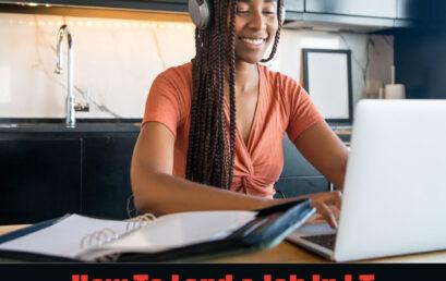 IT Careers and Landing That Job – Free Webinar